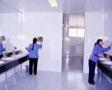 广州专业日常清洁公司,承包越秀区洪桥办公室保洁、医院保洁服务-广州蓝态清洁服务有限公司-清洗保洁
