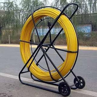 通管器50米100米150米定制长度穿线器-霸州市康仙庄金良五金制造厂