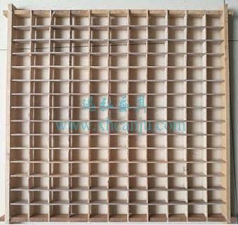 上蔟用具蚕具方格蔟木板方格蔟木格蔟-四川迅弘农业机械设备有限公司