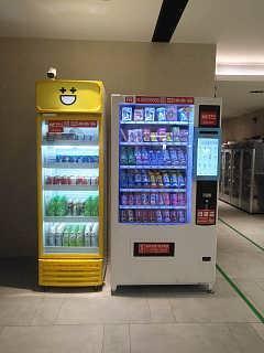 珠海24小时无人自动售货机免费投放