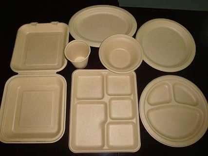 一次性环保餐具包装机 环保从我做起-青岛富恒利工贸有限公司