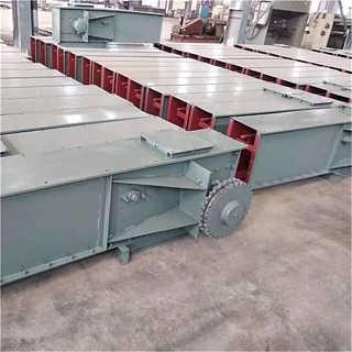 刮板输送机链式刮板输灰机新货上市-泊头市洪捷机械设备有限公司营销部