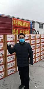 爱的春风扑面而来 ――上海思乐得公司暖流涌动、心手相牵小记