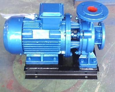 GTW100-125A卧式离心泵ISW100-250清水卧式泵原理
