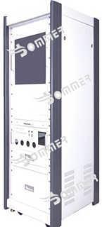 铝镁合金型材电子设备机柜WFJ-I型