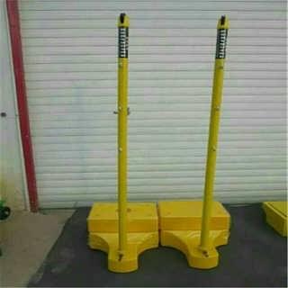 工艺先进的晶康牌羽毛球柱批发零售-沧州晶康体育器材有限公司