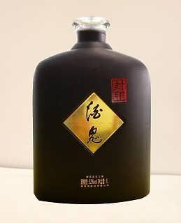 喷涂酒瓶定制厂家