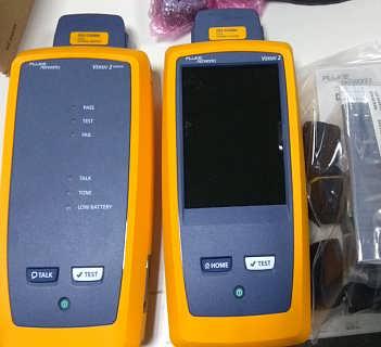 5G时代 FLUKE DSX2-8000
