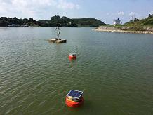 多参数水质监测浮标系统