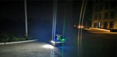 智能机器人完成巡检任务怎么检测温度