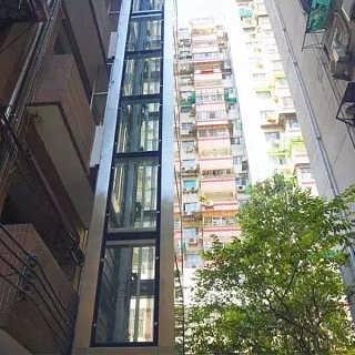 安徽淮南市旧楼加装电梯厂家-老楼加装电梯政策-电梯钢结构