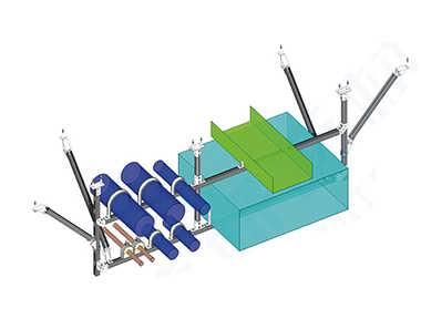 固定安装抗震支架时避让原则