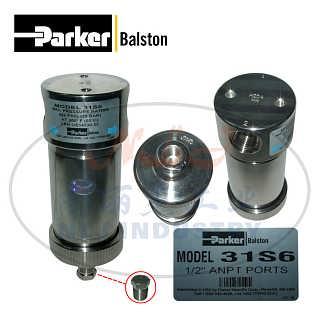 Balston高压过滤器外壳31S6