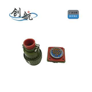 防水电连接器  Y2_耐插拔_泰兴创航_厂家独销