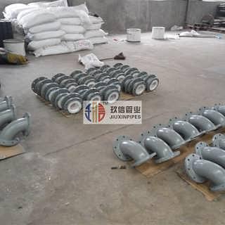 衬塑复合管道结构特点/耐高温性能/技术服务-洛阳玖信管业有限公司