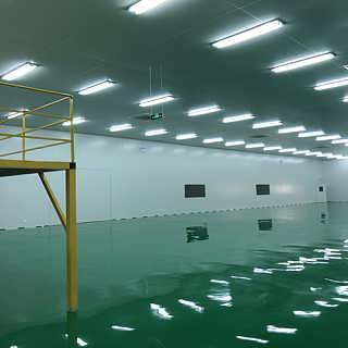 潍坊坚果生产车间无尘室装修厂家-青岛洁净净化技术有限公司