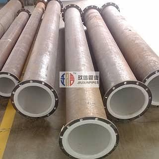 哈密哪里生产衬塑复合管道品种齐全-洛阳玖信管业有限公司