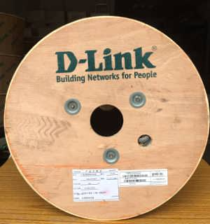 深圳D-LINK六类阻燃屏蔽双绞线-广州市辉澎信息科技有限公司-销售部
