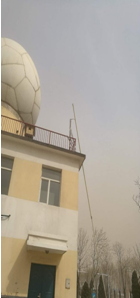 雷达专用避雷针型号价格高性能复合材料古树专用避雷针生产定制加工-河南扬博-河南汇聚防雷检测有限公司