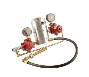 费希尔 N201 型自动气瓶灌装阀-广州燃气设备香港中邦电热式气化器公司
