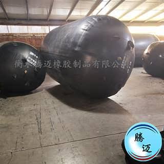 重庆排水管道封堵气囊 橡胶水堵 厂家-衡水腾迈橡胶制品有限公司