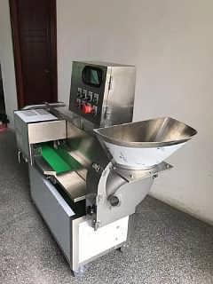 台湾切菜机 进口双头切菜机 北京变频切菜机