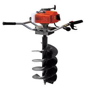 小型汽油植树挖坑机 电线杆挖坑机 植树挖坑机