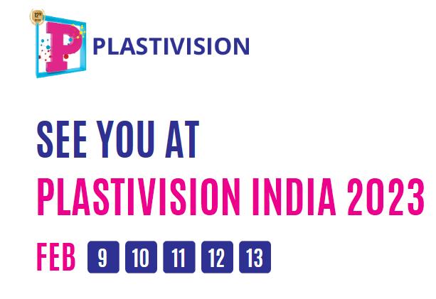 2023年印度孟�I塑料展PLASTIVISION