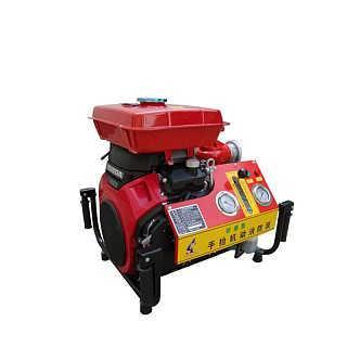 东进JBQ6.0/16消防泵真空本田动力汽油机水泵-中山市永通消防机电设备有限公司