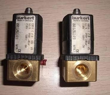 宝德BURKERT电磁阀-上海安木国际贸易有限公司.