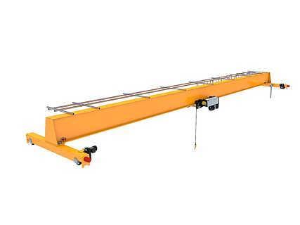 山东欧标双梁桥式起重机生产厂家-山东龙辉起重机械有限公司-