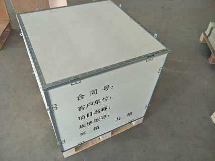 济南空港包装看图纸做出口钢边箱,供应徐州-济南空港包装材料有限公司木制品销售部