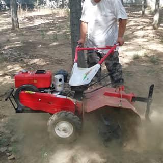 新款旋耕机  小型柴油汽油旋耕机