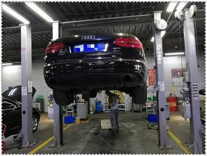 北京奥迪A6L水温高故障频发如何解决-北京安驰畅达汽车配件销售中心