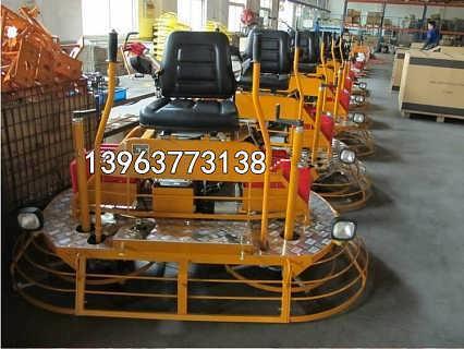 内江专用机械金尊座驾式收光机 驾驶型磨面机 水泥抹子参数