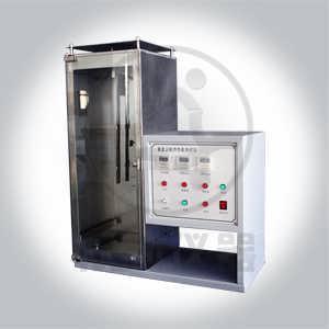 织物垂直法阻燃性能测试仪ZF-621山东青岛众邦厂-青岛众邦仪器有限责任公司