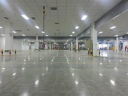 济南固化地坪是什么 山东固化地坪的效果-潍坊亚斯特新型建材有限责任公司