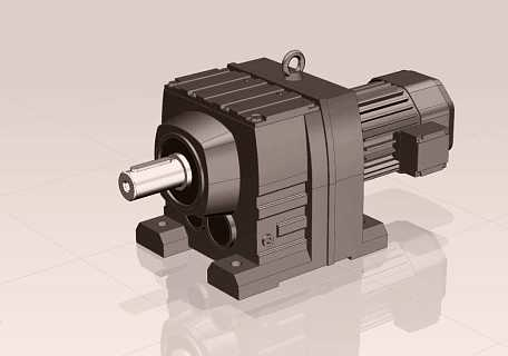 供应TR48减速机,TRF48齿轮减速器-上海弗麦传动机械有限公司(销售部)
