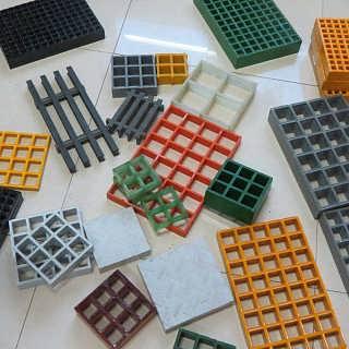 泳池格栅 污水处理厂格栅 玻璃钢格栅可拼接