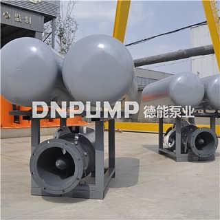 岸边取水灌溉可移动浮筒泵-德能泵业(天津)有限责任公司