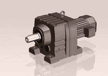 TR88卧式减速箱,TRF88立式减速机-上海弗麦传动机械有限公司(销售部)
