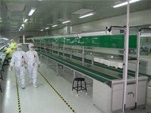 承包威海食品厂洁净车间施工安装