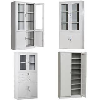 优质冷轧钢办公室文件柜铁皮柜资料柜