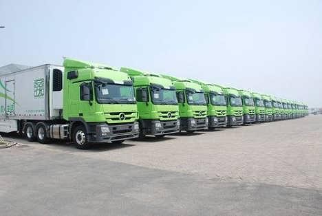 请看苏州到汉中恒温车运输车队