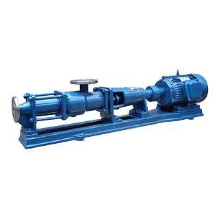 咸阳G型单螺杆泵大量供应