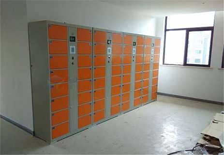 校区图书馆存包柜如何正确使用呢