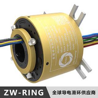 2路5A标准空心轴导电滑环生产厂家