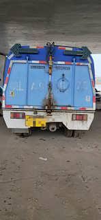 出售二手洗扫车 道路洗扫车 烟台海德二手洗扫车