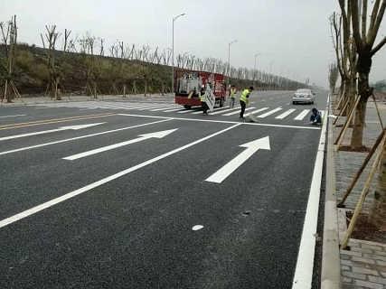 重庆巫山热熔划线,重庆巫山车库划线规范