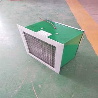 玻璃钢通风器换气扇 ST-8-1